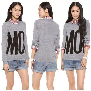 """Madewell """"MOI"""" Pullover Sweater"""